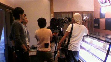 2010年5月アサデス取材風景