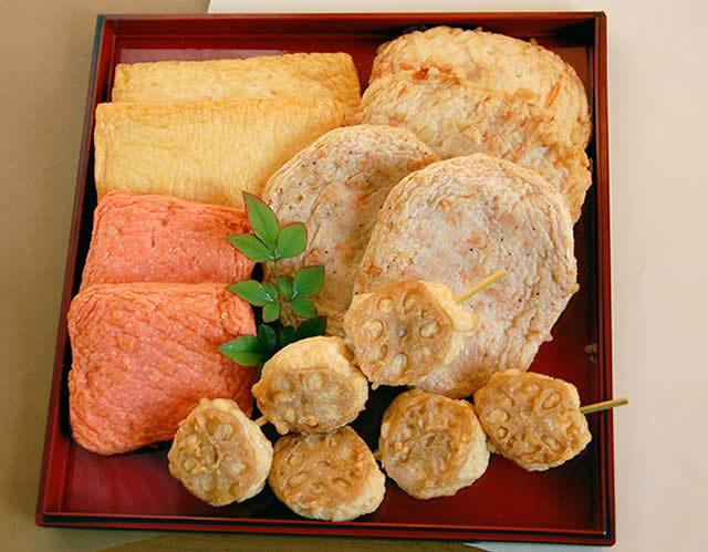 当店人気ベスト5天ぷらセット